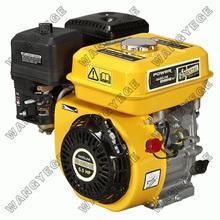 Benzin-Motor mit 4-Takt, Rückstoß und Elektrischer Anlasser und 5.5HP Single Zylinder