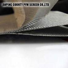 Múltiples laminados de malla de alambre sinterizado de 3 capas Discos
