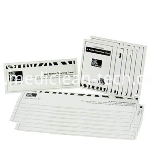 Zebra 105999-801 Retransfer Print Station Cleaning Kit for ZXP Series Printers