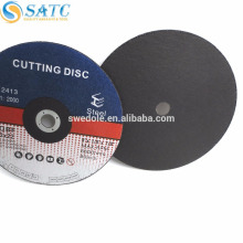 Stainless steel cutting disc,aluminum cutting disc,stainless steel polishing disc
