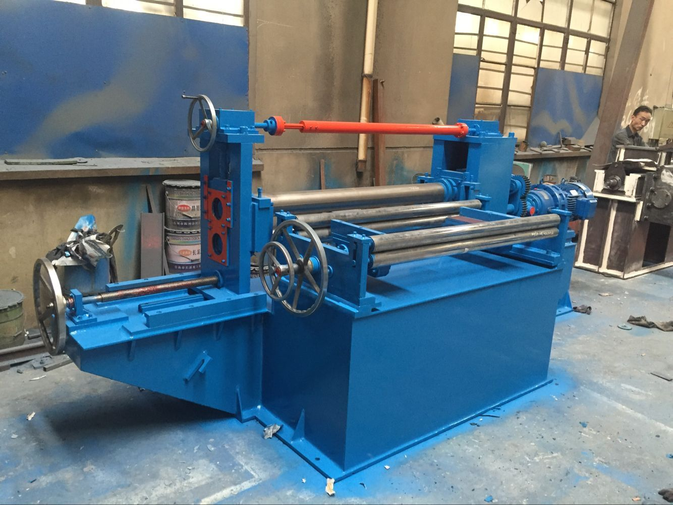 main slitting machine