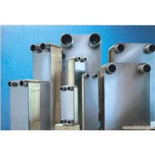 Hochwertiger AISI304/316 gelöteter Plattenwärmetauscher