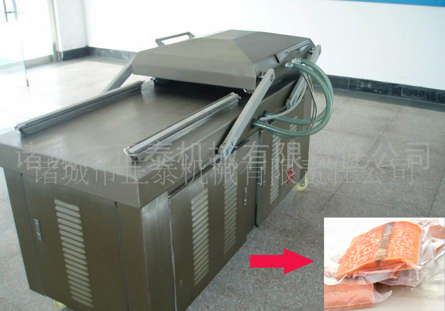 Vacuum Packing Machine for Electrical Device