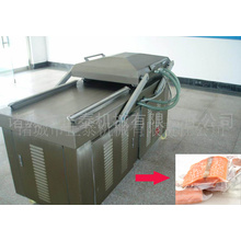 Snack Vacuum Packaging Machine With Double Chamber
