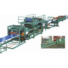 EPS et Meneral Wool Sandwich Panel Forming Machine