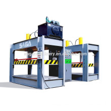 Radio frequency plywood hot press woodwork machine