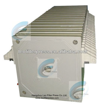 Leo Filter Press Membrane Filter Press Sapare Part Membrane Filter Plate