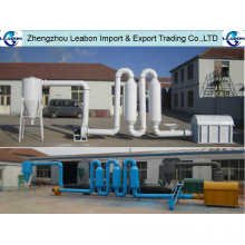 China 300-1300kgs/H Air Flow Sawdust Pipe Dryer (HGJ)