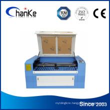 600X900mm 100W Reci 2mm Laser Leather Cutting Machine