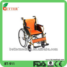 folding Light weight manual wheelchair for sale