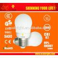 5W lámpara 10000H CE calidad ahorro pera Mini Super