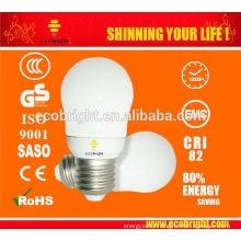 Super Mini Pear CFL 5W 10000H CE QUALITY