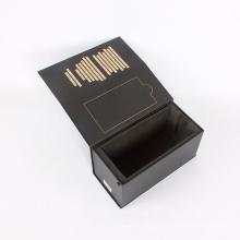 Boîtes de papier de bougie d'emballage en gros d'ordre personnalisé