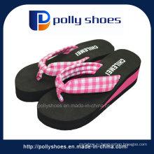 Высокое качество EVA высокие каблуки обуви для Леди