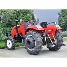 2 Wheel Drive 40HP Mini Farm Wheel Tractor