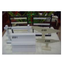 Exposição do brinco da jóia do plutônio (JS102 / JS107 / JS109)