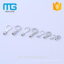 Os terminais não isolados de cobre do cabo do anel da série com aprovação do CE