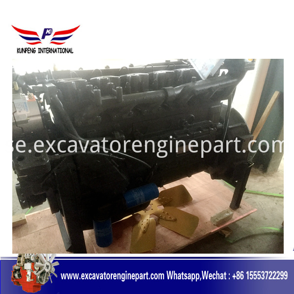 Original Weichai marine Diesel engine assembly WD10G220E23 DHD10G0439 for 5Ton wheel loaders