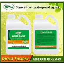 Meilleur prix de peinture imperméable à l'eau de revêtement de nano de silicone