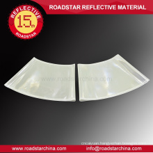 Reflector and luminous 100%PVC cone sleeve