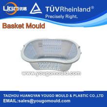 Plastic Laundry Basket Molds