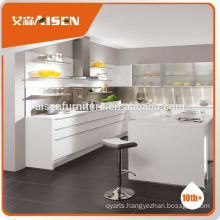 Various models factory directly rose red kitchen cabinets