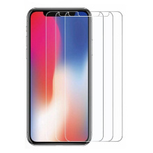 Premium Ultraflacher Displayschutz für iPhone X