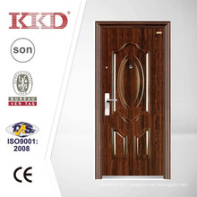 Entry Security Iron Door KKD-522 for Africa and South America