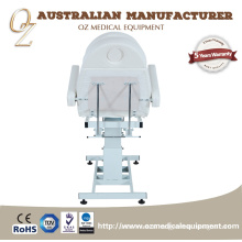 Australian Manufacturer GOOD PRICE Medical Grade Podiatry Bed Examination Couch Hospital Examination Table