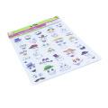 Funny Cartoon Decal Scrapbook/Laptop Fun Kid Toys Stickers