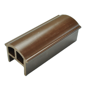 High Quanlity Wood Plastic Composite Guardrail Armrest 93*76