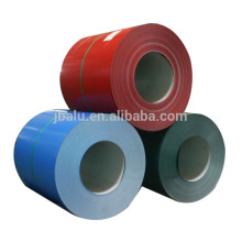 Building materia Painted color coated aluminum coil roll sheet for ceiling, roofing, channel letter, decoration