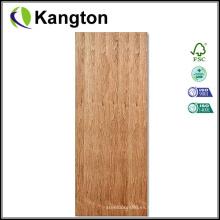 Chapa natural HDF piel de la puerta (piel de la puerta)