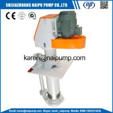 65QV-SP Sumpfentwässerungsspülung Vertikale Sumpfpumpen