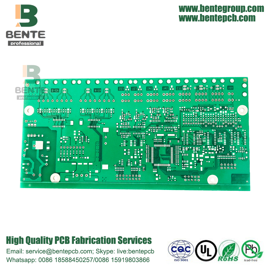 Immersion Tin 4 Layers PCB FR4 Tg150 PCB de múltiples capas