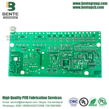 Immersion Tin 4 Lagen PCB FR4 Tg150 Multilayer PCB