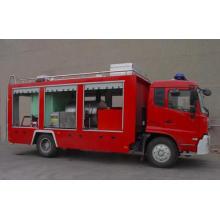 Caminhões de descongelamento a vapor