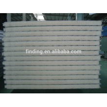 pu sandwich panel/eps sandwich panel/pu polyurethane sandwich panel/large pu panels for garage door