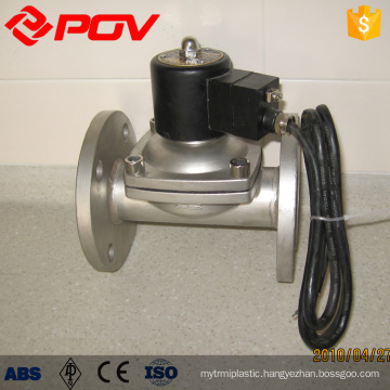 2'' normally closed gas solenoid valve explosion proof