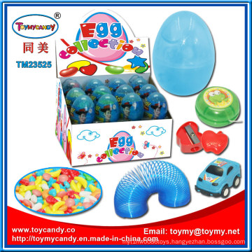 Suprise Egg Toy Candy Surprise Small Toys and Candy Inside