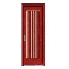 Hot Sale Porte en bois de haute qualité avec design de mode (SW-801)