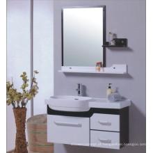 Armário do banheiro do PVC de 90cm (B-530)