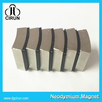 N35-N52 Arc Shape Permanent Magnet Synchronous Motor for Sale