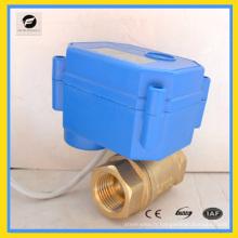 Soupape de flotteur de réservoir d'eau électrique de 2 manières 220v