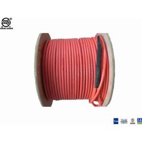 Aramid Rope Work for High Temperature
