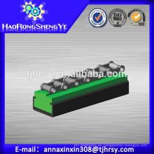 UHMWPE plástico CTU tipo guías de cadena