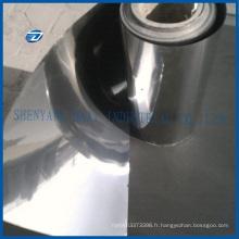 Feuille laminée à chaud de titane de l'épaisseur 1mm ASTM B265 de la catégorie 1