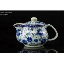500cc Пион чай горшок с нержавеющей вставкой