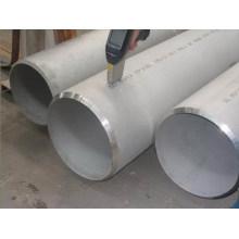 Tubería de acero sin costura 310S, 316, 316L, 321, 304, 304L, 201, 202, 410