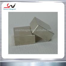Poderoso grande super forte cubo ímã em estoque fabricante de china de alta qualidade